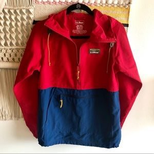 L.L. Bean Rain Jacket - Womens XXS